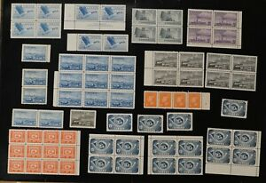 Canada lot of F/VF mint NH better stamps with HIGH CAT values (d003)