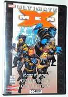 MARVEL ULTIMATE X-MEN COMPLETE COMIC BOOK COLLECTION Issues 1 - 69 Annual CD-Rom