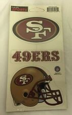 WinCraft NFL San Francisco 49ers Magnets Ensemble Sports Made in USA