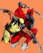 WOLVERINE/DEADPOOL Marvel now! ab 1