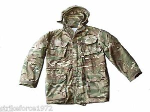 NEW - Military Issue PCS Windproof Hooded Combat Smock - Size 170/112 - MTP Camo