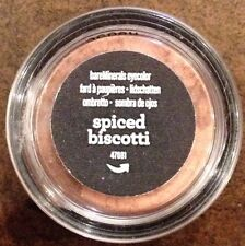 """bareMinerals Eyecolor""""SPICED BISCOTTI"""".28gMINI New/Sealed!"""