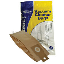 Electruepart BAG 60  5 pack Vacuum Cleaner Bags to fit Panasonic Vacuum Cleaners