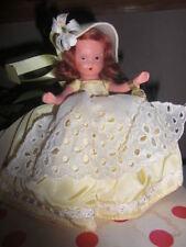 Nancy Ann Storybook Doll ~ #185 Saturday's Child w/Wrist Tag & Box