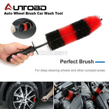 Car Wheel Brush Rim Tire Detailing Motorcycles Auto Care Exhaust Tip Clean Brush
