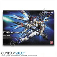 NEW ZGMF-X20A STRIKE FREEDOM GUNDAM - PG 1/60 [Bandai] US Seller