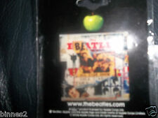 THE BEATLES ANTHOLOGY 3  ALBUM SLEEVE SQUARE METAL BROOCH-BADGE-PIN BRAND NEW