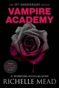 Vampire Academy 10th Anniversary Edition - Paperback - VERY GOOD