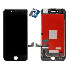 Display LCD Retina HD Touch Screen Vetro Schermo Apple iPhone 7 Nero