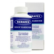 Keratex Hoof Hardener 250ml - Horse Hoof Hardener