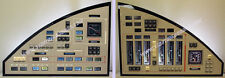 2 UNIQUE LARGE CONTROL PANELS Star Trek: Enterprise SCREEN USED - It's A Wrap!