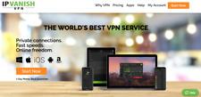 IPVANISH VPN-Fast Delivery-Waranty