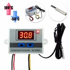 XH-W3001 220V 10A Digital LED Temperature Controller Thermostat Control Switch P