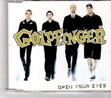 (FM65) Gold Finger, Open Your Eyes - 2002 CD