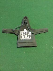 Proper Twelve Irish Whiskey Mini Bottle Jacket Hoodie Hoody Conor McGregor UFC