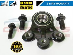 FOR PEUGEOT 407 508 CITROEN C5 C6 FRONT LOWER HUB BOTTOM SUSPENSION BALL JOINT