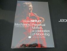"DVD NF ""SYLVAIN RIFFLET : MECHANICS / PERPETUAL MOTION, A CELEBRATION OF MOONDOG"