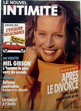 Mag rare 1990: ESTELLE LEFEBURE_MEL GIBSON