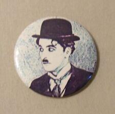 CHARLY CHAPLIN Button Anstecker Pin