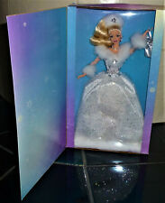 MATTEL  WINTER'S REFLECTION BLONDE BARBIE AVON EXCLUSIVE 2002 # 55682