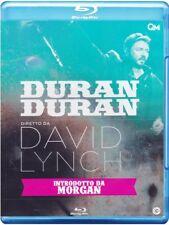 Blu Ray Duran Duran - Unstaged - David Lynch  ......NUOVO