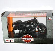 Maisto - Harley Davidson 2012 VRSCDX Night Rod Special (Black) Model Scale 1:18