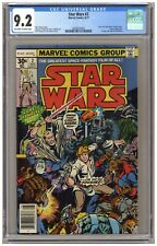 Star Wars #2 (CGC 9.2) 1st app. Han Solo and Chewbacca; 1977; Newsstand (j#6768)