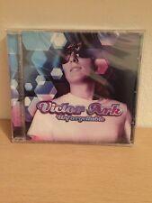 + ITALO DISCO VICTOR ARK - UNFORGETTABLE CD ALBUM SEALED Italo Dance 2010 NEW