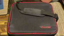 Ultra Pro Gaming Card Portable Carrying Case Magic, Pokemon, Yugioh WOW USED