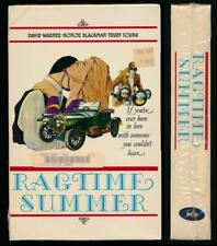 Quality Video Betamax NOT VHS Ragtime Summer 1977 David Warner Romance Drama NR