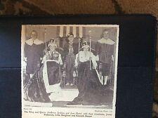 c3-2 ephemera 1950 picture thanet king queen colin boughton ken bonzer