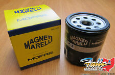 2001-2011 Chrysler Dodge Jeep Magneti Marelli Engine Oil Filter Mopar OEM