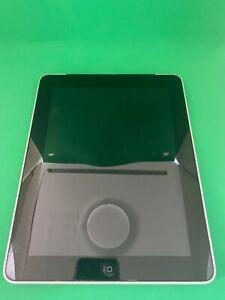 Apple iPad 1st Generation (64GB) - Black - WiFi/3G - Great Cond! Fast Del!