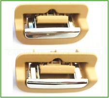 PARI OF JAGUAR OEM 10-13 XJ Front Seat Picnic Tray Latch C2D13489APH