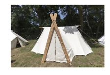 Mittelalterzelt historisches Zelt Larp Zelt Sachsenzelt Niord