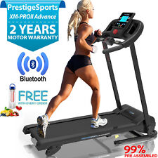 BLUETOOTH XM-PRO II Advance™ TREADMILL Incline Electric Folding Running Machine