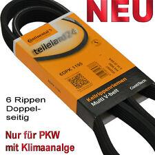 CONTI Keilrippenriemen 6DPK1195 VW POLO SHARAN 1.6-2.0 1.9 TDI Nur mit Klima