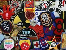 Mix Style Patch 24pcs Iron On Patches Embroidery Patches For Clothing Cartoon