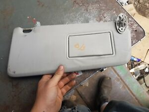 06-14 FORD GALAXY MK3 CONDUCTEUR PASSAGER SUN VISOR CLIPS TITULAIRE S-MAX