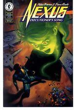 NEXUS: EXECUTIONER'S SONG (1996) #1 Dark Horse Comics VF/NM