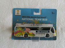 2014 FIFA World Cup Brazil: Ecuador National Team Bus HYUNDAI