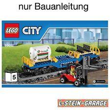 LEGO® Bauanleitung, Bauplan, Anleitung 60052 Nr.5 NEU