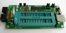 PROGRAMADOR USB PIC, AVR, 68HC908, MSP430, EEPROM /USB PROG. PIC,AVR,68HC908,MSP