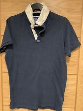 Superdry Mens Polo Shirt T Shirt Good Cond Size L