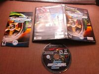 Sony PlayStation 2 PS2 CIB Complete Tested Need for Speed Underground 2 Ships Fa