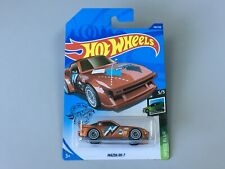 Hot Wheels STH 2020 Super Treasure Hunt Int Card > MAZDA RX7 (RX-7)