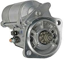 NEW 12V 9T STARTER MER EQUIPMENT MG18 GENSET 4LE1 ISUZU ENGINE 228000-3851