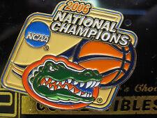 2006 NCAA Final Four Champs Pin - University of Florida