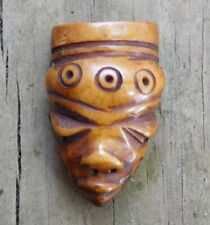 Antique African Pende Tribe Ikhoko Pendant