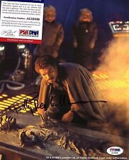 """BILLY DEE WILLIAMS Signed """"EMPIRE STRIKES BACK"""" 8x10 Photo PSA/DNA #AC32849"""